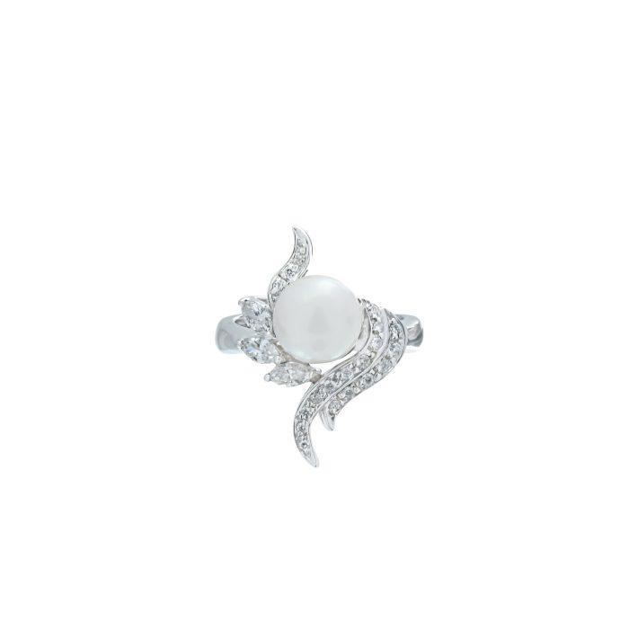 Goharbin Brilliant pearl rings