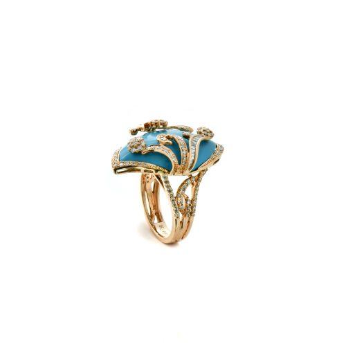 Goharbin Sea brilliant rings