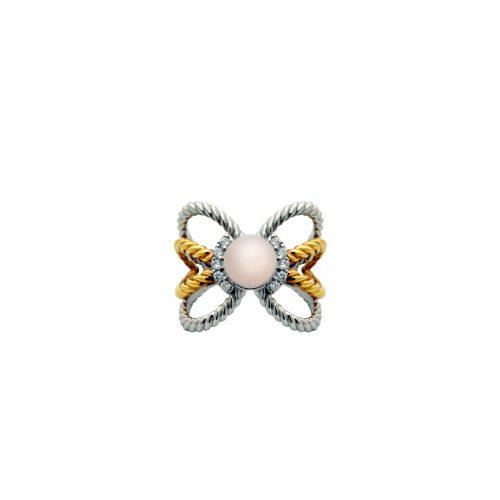 Goharbin Sun Design Pearl Ring2
