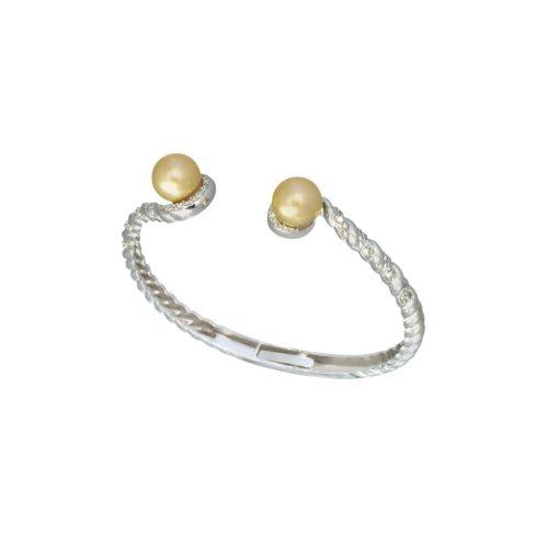 Goharbin Peral Diamond Bracelet