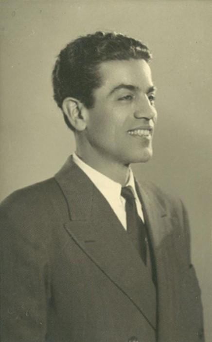 Mr Mahmood Goharbin-1936