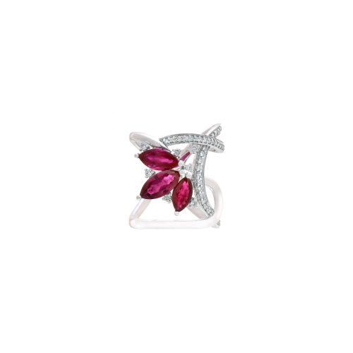 Goharbin Ruby marquis ring2